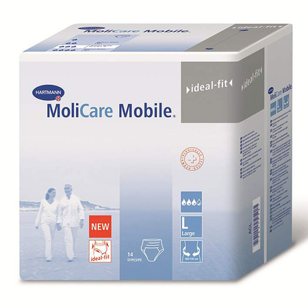 Впитывающие трусы MoliCare Mobile / Моликар Мобайл, 14шт