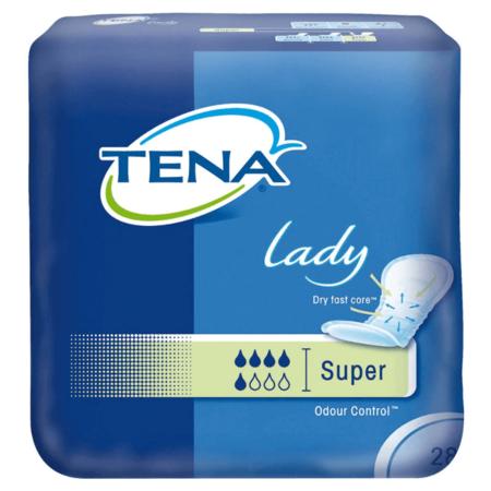 Урологические прокладки TENA Lady Super /ТЕНА Леди Супер, 15 шт.