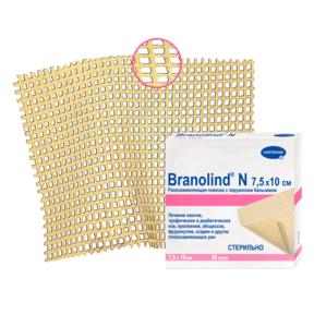 Мазевая повязка  BRANOLIND N/ Бранолинд Н
