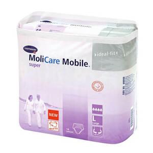 Впитывающие трусы MoliCare Mobile super/ Моликар Мобайл супер, 2шт