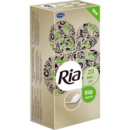 Ежедневные прокладки для женщин Ria Slip Soft&Safe Sanitory Towels Air/ Эйр Лайт, 20